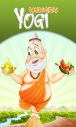 Hungry Yogi Android Mobile Phone Game