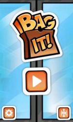 Bag It Android Mobile Phone Game