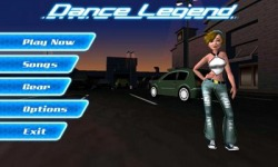Dance Legend. Music Game Android Mobile Phone Game