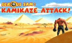 Serious Sam: Kamikaze Attack Android Mobile Phone Game