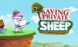 Saving Private Sheep Android Mobile Phone Game