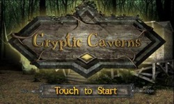 Cryptic Caverns Android Mobile Phone Game