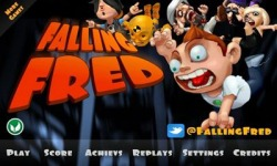 Falling Fred Android Mobile Phone Game