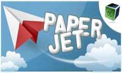 Paper Jet Full Android Mobile Phone Game