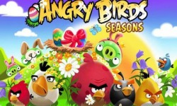 Angry Birds. Seasons: Easter Eggs Android Mobile Phone Game