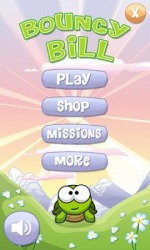 Bouncy Bill Android Mobile Phone Game