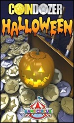 Coin Dozer Halloween Android Mobile Phone Game