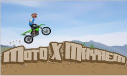 Moto X Mayhem Android Mobile Phone Game