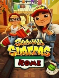 Subway Surfers: Rome (Jungle)