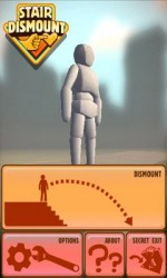 Stair Dismount Android Mobile Phone Game