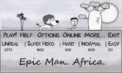 EpicMan Africa Android Mobile Phone Game