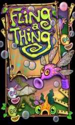Fling a Thing Android Mobile Phone Game