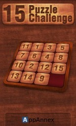 15 Puzzle Challenge Android Mobile Phone Game