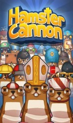 Hamster Cannon Android Mobile Phone Game
