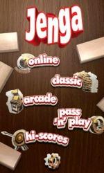 Jenga Android Mobile Phone Game