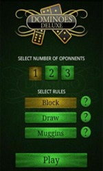 Dominoes Deluxe Android Mobile Phone Game