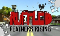 Ruffled Feathers Rising