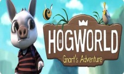 Hogworld Gnart's Adventure Android Mobile Phone Game