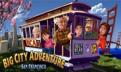 Big City Adventure SF Android Mobile Phone Game