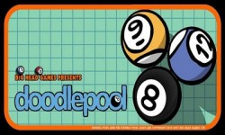 Doodle Pool Android Mobile Phone Game