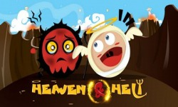 Heaven Hell Android Mobile Phone Game