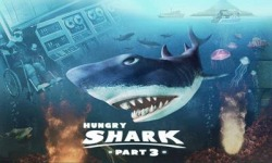 Hungry Shark - Part 3 Android Mobile Phone Game