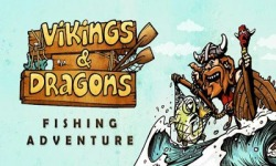 Vikings & Dragons Fishing Adventure Android Mobile Phone Game