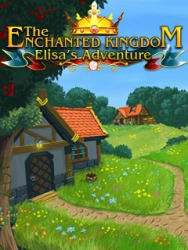The Enchanted Kingdom Elisa's Adventures LG T375 Cookie Smart Game