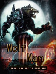 Wolf Man LG T375 Cookie Smart Game