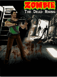 Java Mobile Phone Game: Zombie The Dead Rising
