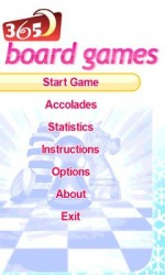 365 Board Games Android Mobile Phone Game