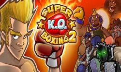 Android Mobile Phone Game: SUPER KO BOXING! 2
