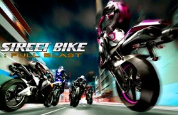 Streeetbike. Full blast