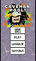 Caveman Pool Android Mobile Phone Game