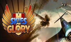 Android Mobile Phone Game: Skies of Glory. Reload
