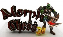 Morph Chess 3D Android Mobile Phone Game