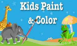 Kids Paint & Color Android Mobile Phone Game