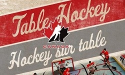 Canada Table Hockey Android Mobile Phone Game