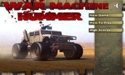 War Machine Hummer
