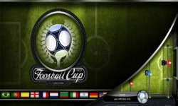 Foosball Cup Android Mobile Phone Game