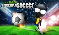Stickman Soccer 2014 Android Mobile Phone Game