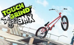 Touchgrind BMX Android Mobile Phone Game