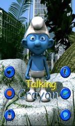 Talking Crayon