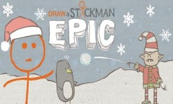 Draw a Stickman EPIC Android Mobile Phone Game
