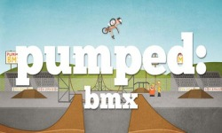 Pumped BMX Android Mobile Phone Game