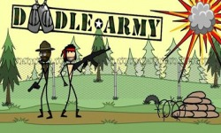Doodle Army Android Mobile Phone Game
