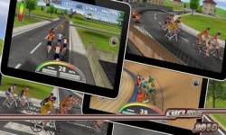 Cycling 2013 Android Mobile Phone Game