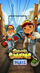Download Free Android Game Subway Surfers World Tour Paris 4395