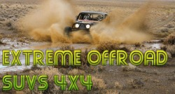 Extreme Offroad SUVs 4X4