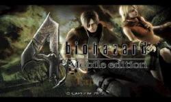 BioHazard 4 Mobile (Resident Evil 4)